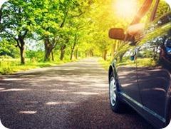 Gastos relativos a vehículos. Cuotas de IVA deducibles.